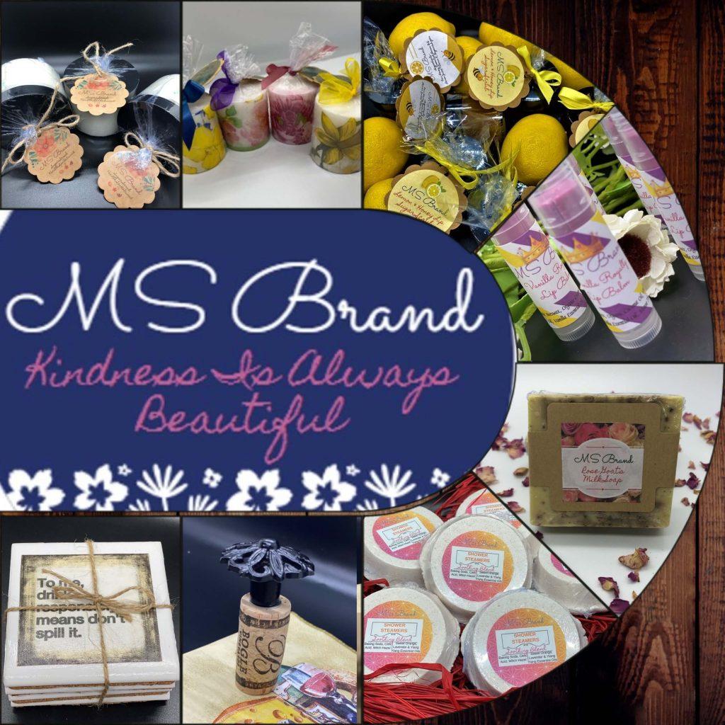 Meet Melissa Shepherd of MS Brand Gifts